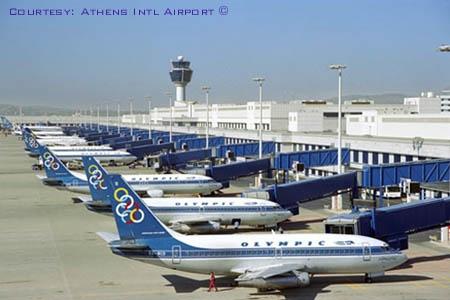 Athens Intl Airport