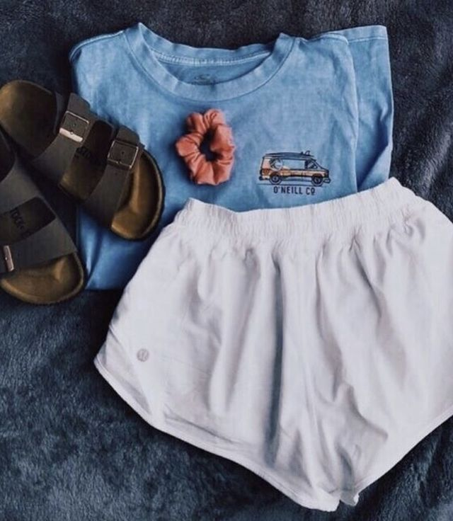comfy summer outfits