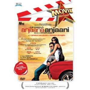 Anjaana Anjaani UK DVD [2010]: Amazon.co.uk: Ranbir Kapoor, Priyanka Chopra, Zayed Khan: Film & TV