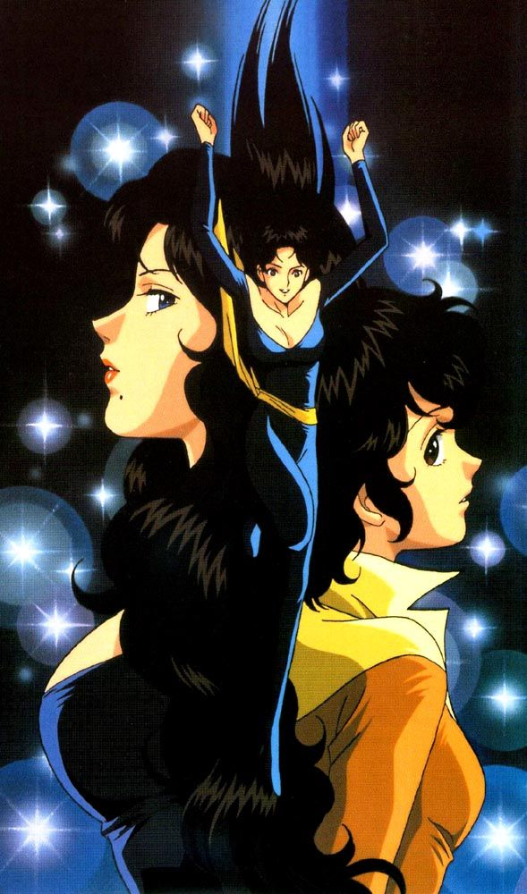 Cat's Eye (1983 - 1985.it) http://en.wikipedia.org/wiki/Cat%27s_Eye_%28anime%29#Anime