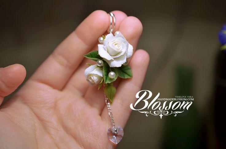 Blossom Handmade. Цветы.Украшения. Ручная работа