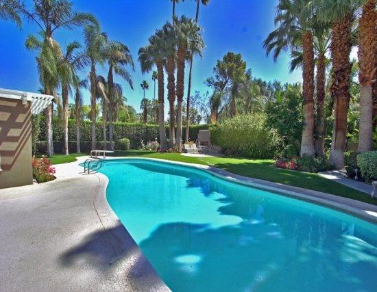 Dinah Shore Home Hidden In The Desert Dream Home