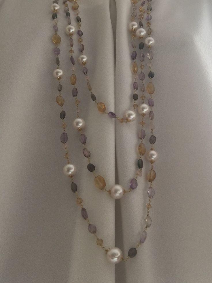 Long long necklace!!!