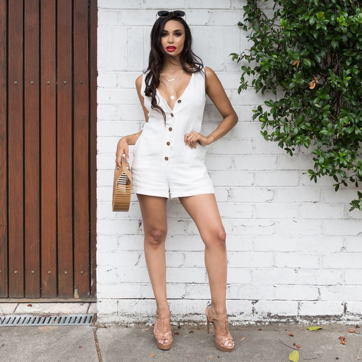 Introducing #tuscany one of many glorious #newarrivals online now  shop >>> https://www.urbansport.com.au/home/766-tuscany-button-up-playsuit-white.html   #urbansport #fashion #playsuit #whiteplaysuit #datenight #datenightoutfit #cute #festival #festivalfashion #festivaloutfit