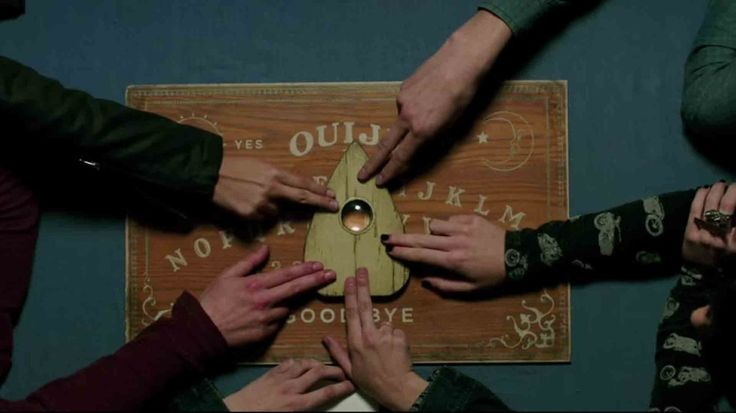 Snapchat Freaks Out Users With First Ad for 'Ouija'