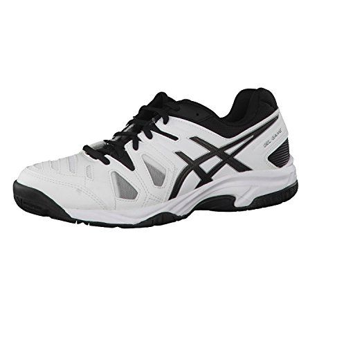 Gel-Atlanis, Chaussures de Gymnastique Mixte Adulte, Grigio (Dark Grey/Light Grey), 37.5 EUAsics