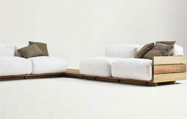 moderne holz paletten m bel sofa tisch kombination gartenm bel aus paletten pinterest. Black Bedroom Furniture Sets. Home Design Ideas