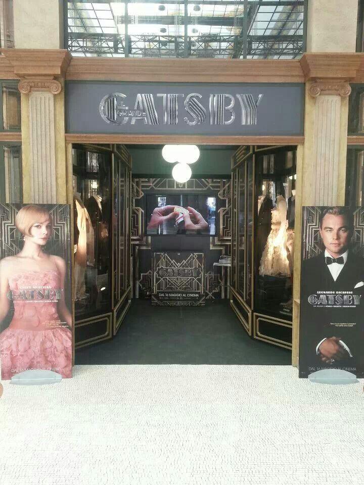 Gatsby premiere