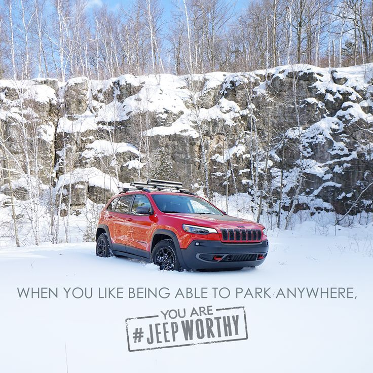 Enter for a chance to win a dynamically redesigned 2019 Jeep Cherokee.  No purchase necessary. One grand prize ($45,000 max.) Contest ends April 2, 2018. Rules and regulations in profile.