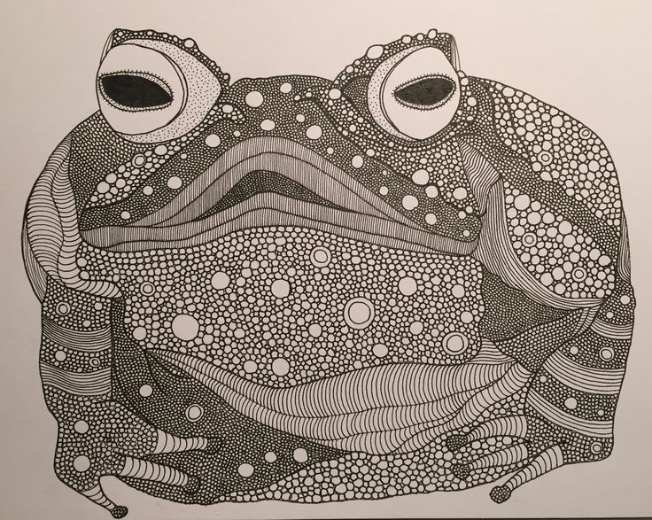 Paint / frog