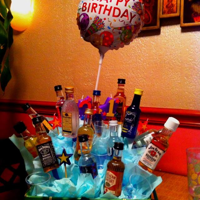 21st Birthday Gift Idea