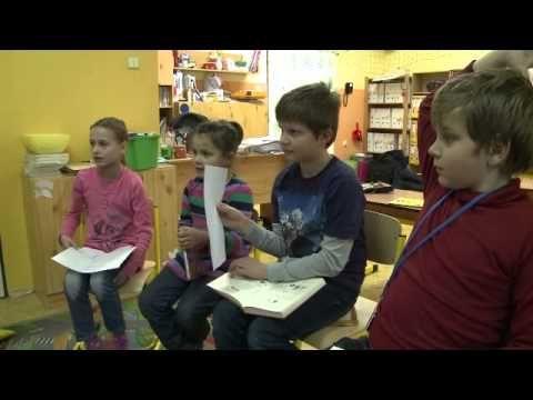 Dílna čtení Kolín 2 - YouTube