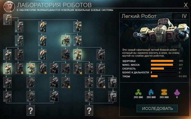 Titans Титаны game | #ui #interface #scifi #tree #develop #game
