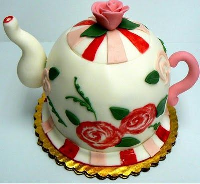 I'm Just Sayin': Tea Cup Tuesday