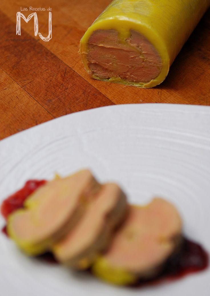 Foie mi-cuit / Mi cuit foie