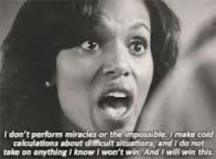 Best of the best - Scandal ABC TV Show