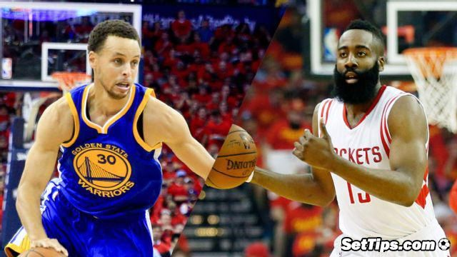 Голден Стэйт Уорриорз - Хьюстон Рокетс. Прогноз на матч НБА (01.04.2017)