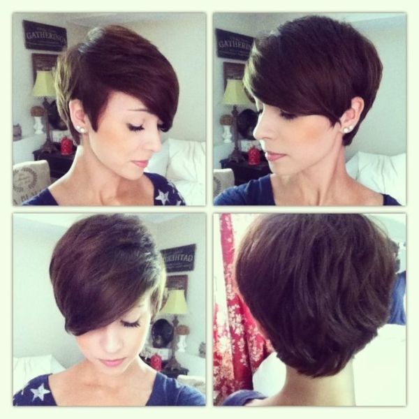 Front And Back Haircuts