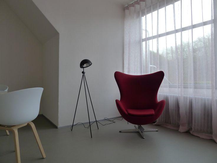 Interieur Rietveld appartement, Utrecht