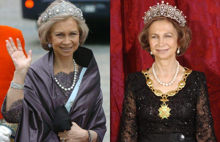 Coronación Felipe VI: La reina Sofía cede a doña Letizia las joyas de las Reinas de España