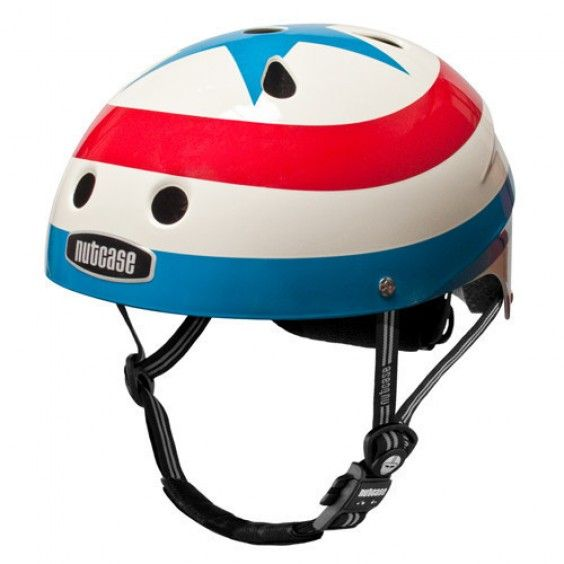 Nutcase Helmet - Little Nutty Speed Star - Christmas Catalogue - Our Products - Entropy Australia,  head will be protected while riding on the Janod trike #EntropyWishList #PintoWin
