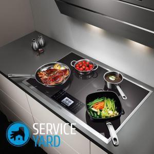Чистящие средства для стеклокерамики   ServiceYard-уют вашего дома в Ваших руках.