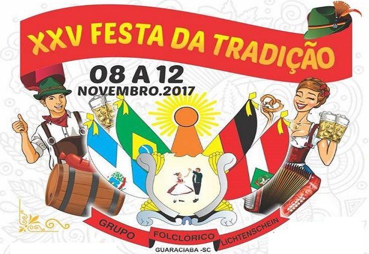 O Grupo Folclórico Lichtenschein em parceria com a Administração Municipal de Guaraciaba, através da Secretaria de Educação, Cultura, Esporte e Juventude, contando com o apoio de parceiros, est�
