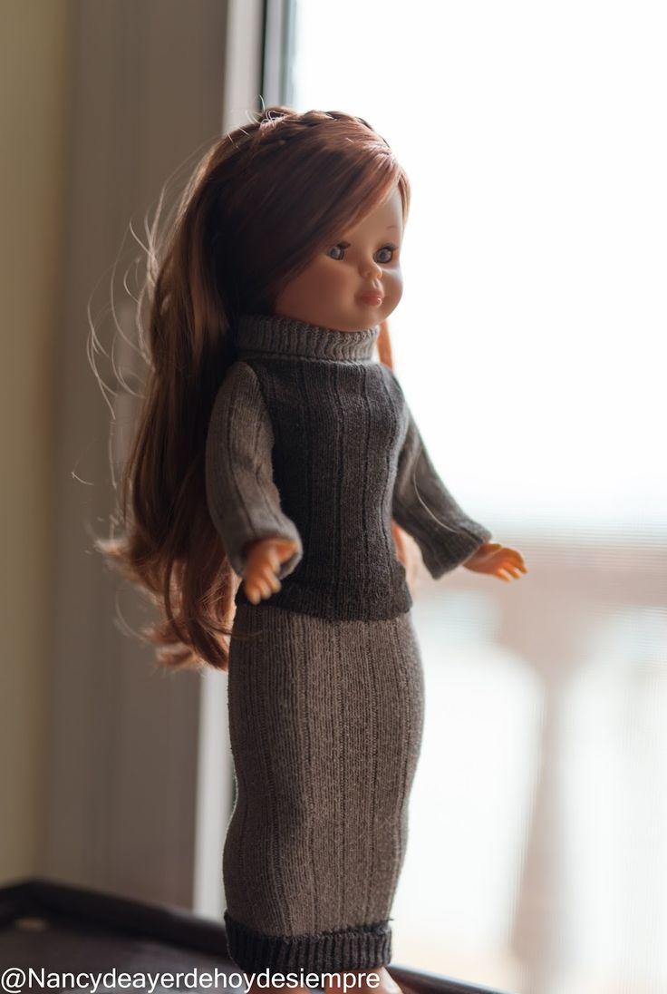 Nancy, modelos con calcetines.                              …                                                                                                                                                                                 Más