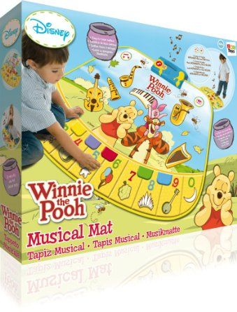 Winnie The Pooh Musical Mat: Amazon.co.uk: Toys & Games