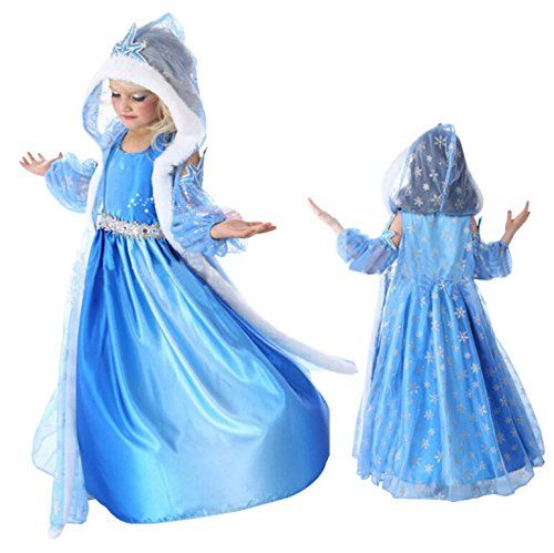 Ghope enfant fille fillette Costume Fancy Dress Anime Cosplay Halloween princesse des adulte jupe Robe soirée dansante cocktail princesse boule costumes roman Ghope http://www.amazon.fr/dp/B00SYDC7PQ/ref=cm_sw_r_pi_dp_UuQ9ub0ESYF4Y
