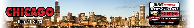 » Chicago Half Marathon (Rock n Roll Marathon Series)