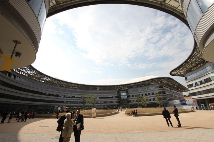 Inaugurato il Campus Luigi Einaudi