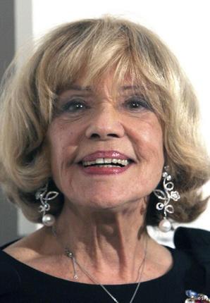 Jeanne Moreau.....elle a bien vecu ça vie !