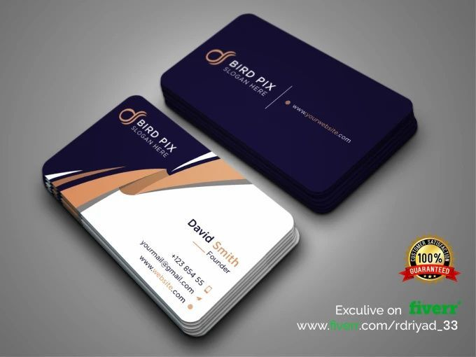 I Will Design An Amazing And Unique Business Card Unique Business Cards Business Card Design Business Card Design Creative