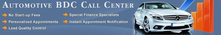 automotive bdc call center