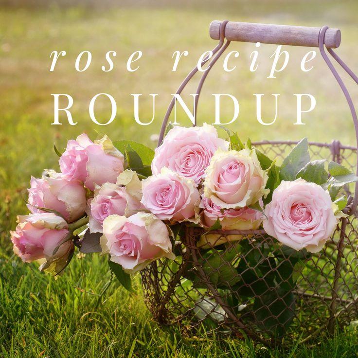 Rose Recipe Roundup • One World Herbal Community
