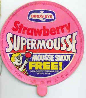 Supermousse I never waited for it to defrost. It was lush.