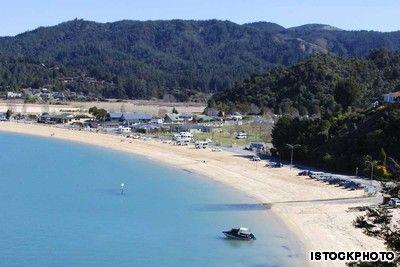 Kaiteriteri Beach Nelson