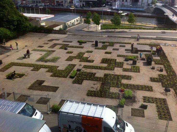 Texture Garden by Studio Basta and Wagon Landscaping 08 « Landscape Architecture Works   Landezine
