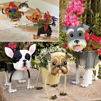 "French Bulldog (9""H) in January 2013 from Fresh Finds on shop.CatalogSpree.com, my personal digital mall."