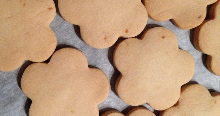 ココナッツオイルで☆米粉クッキー by ディナーカレー [クックパッド] 簡単おいしいみんなのレシピが261万品