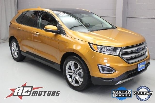 2016 Ford Edge in New Hope, MN   AC Motors