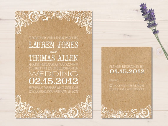 38 best Cheap Wedding Invitations images on Pinterest Cheap