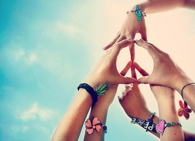Happy Peace Day!  Blessings, love, and peace to you!  #internationalpeaceday #peaceday #peace #peacelovehappiness #hippiechick #flowerchild #pinkfortitude #changetheworld #bethechange