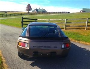 Used 1983 Porsche 928 for sale in Pennsylvania | Pistonheads