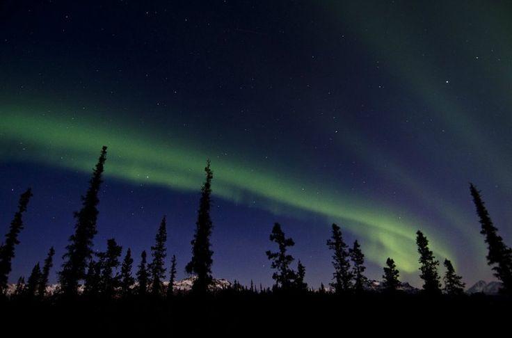 Aurora Denali National Park
