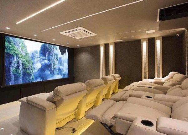 20 Stunning Home Theater Design Ideas Home Cinema Room Home Theater Room Design Home Theater Design