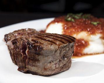 Turn 'n Tender Fillet Steak 'n Pap