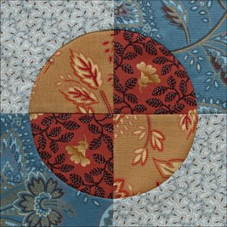 Civil War Quilts Indiana Puzzle Block Can Recall The
