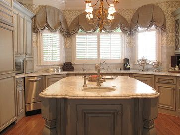 Arch Window Treatments Design Ideas, Pictures, Remodel, And Decor   Page 10